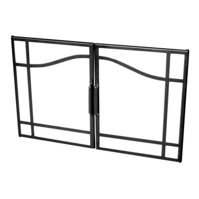 Dimplex Dimplex Glass Swing Door Kit 33-in for Dimplex