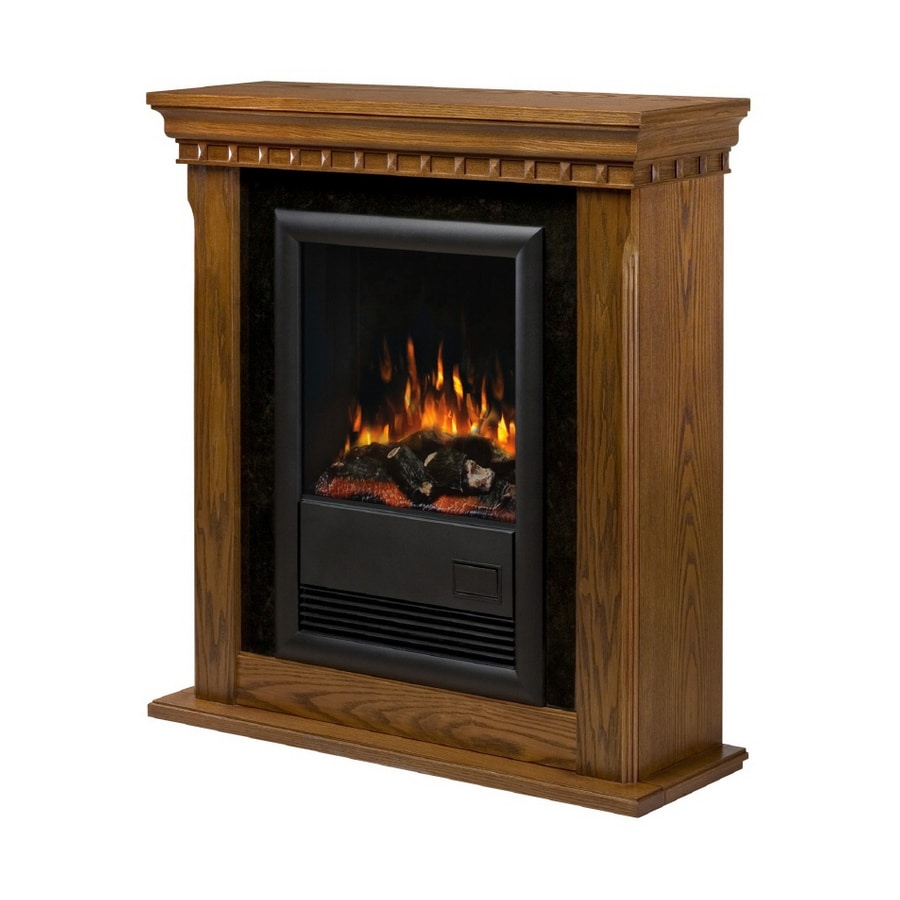 Shop Electralog 20 Traditional All In One Electric Fireplace At