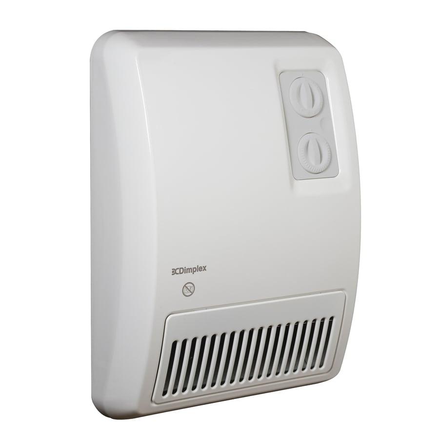 Dimplex Ef 2000-Watt 120/240-Volt Forced Air Heater (4.75-in L x 16-in
