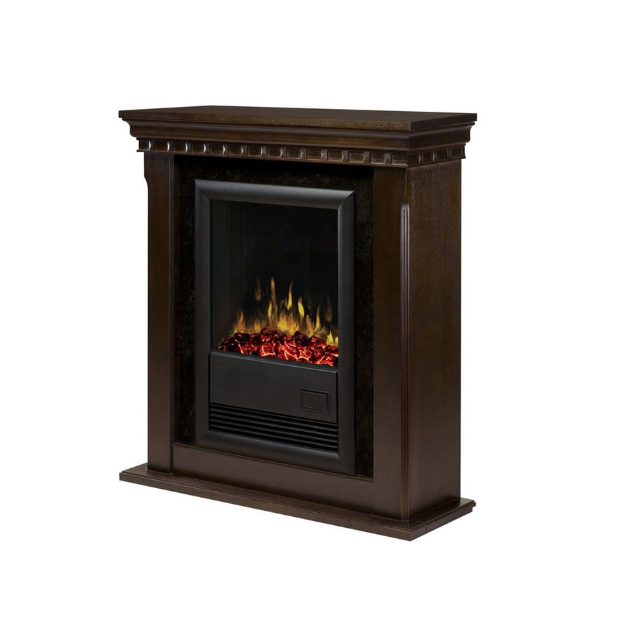 electralog 18 transitional all in one electric fireplace at lowes com rh lowes com