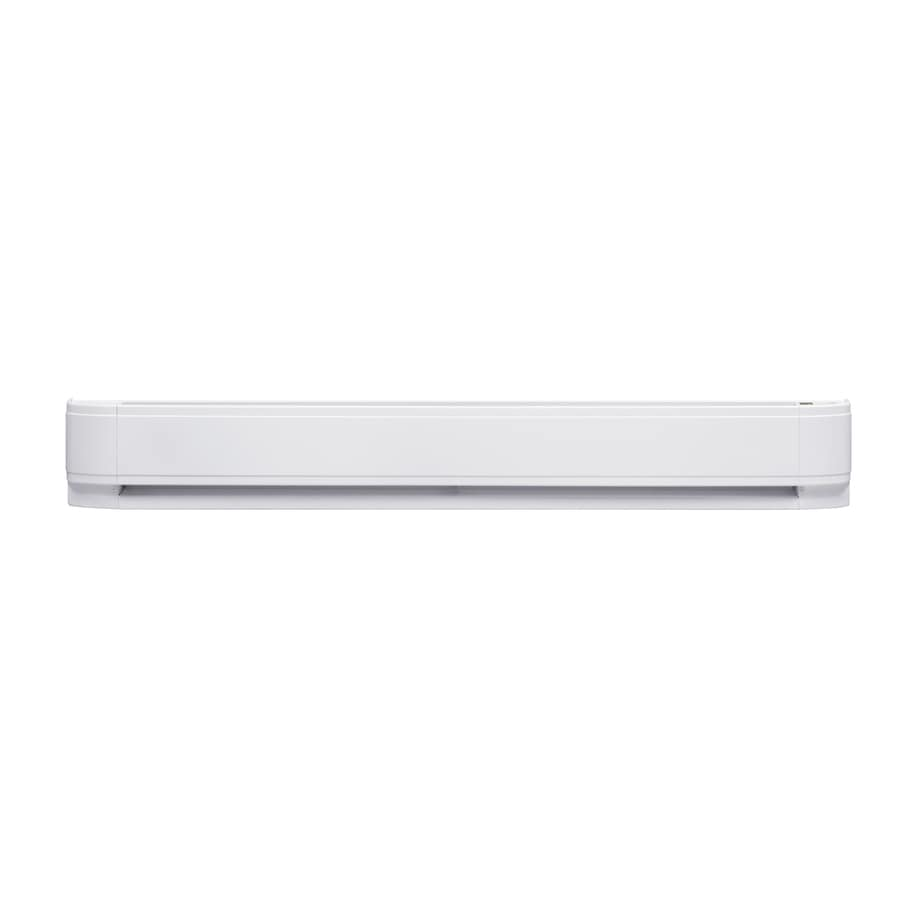 Dimplex 6824-BTU Heater Fan Baseboard Electric Space Heater with Thermostat Energy Saving Setting