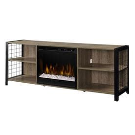 Awesome Electric Fireplaces At Lowes Com Interior Design Ideas Gentotryabchikinfo