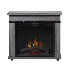 Groovy Electric Fireplaces At Lowes Com Download Free Architecture Designs Barepgrimeyleaguecom