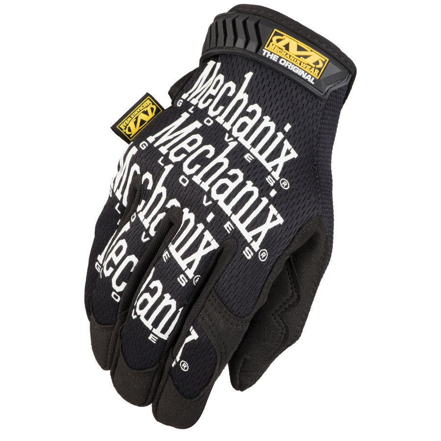 Leather work gloves rn 78747 - Mechanix Wear Small Mens Synthetic Leather Work Gloves At