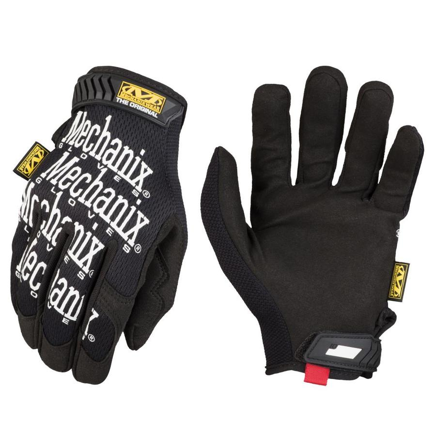 Leather work gloves sale - Mechanix Wear Large Mens Synthetic Leather Work Gloves