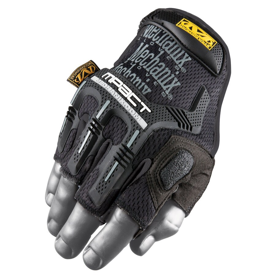 MECHANIX WEAR Large MenS Synthetic Leather High Performance Gloves
