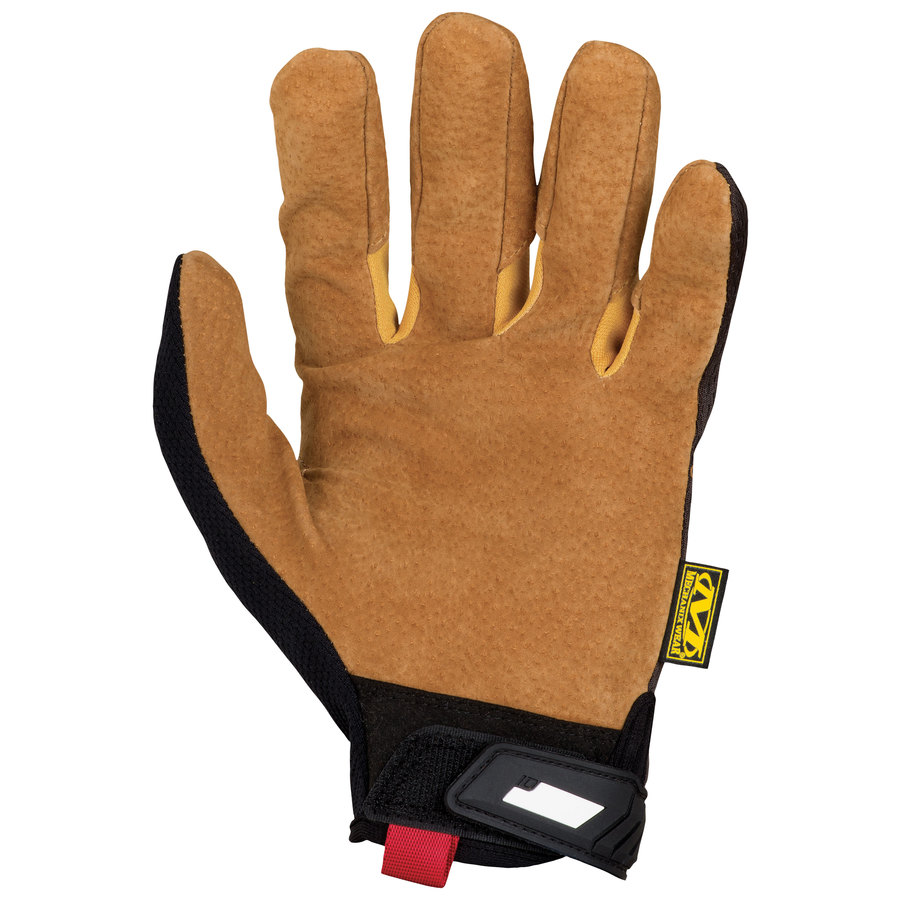 MECHANIX WEAR Xx-large Men's Leather Leather Palm High Performance Gloves