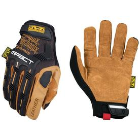 00b610257 MECHANIX WEAR DuraHide Leather M-Pact Large Mens Leather Gloves