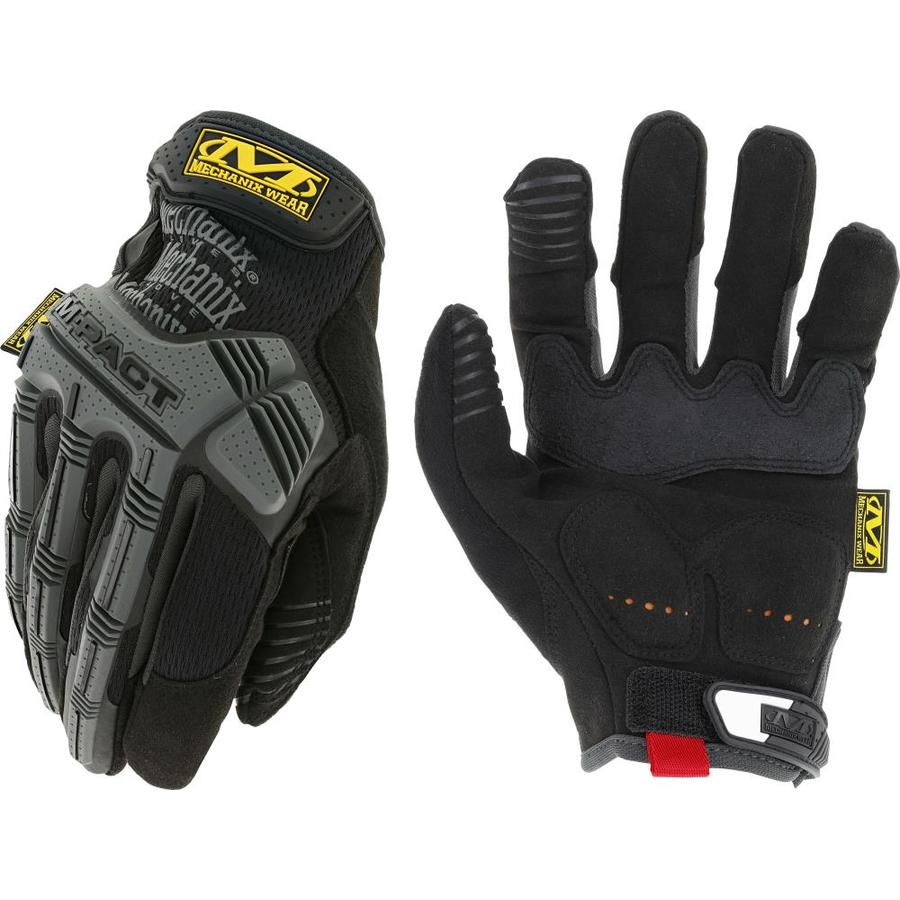 MECHANIX WEAR M-Pact Large Male Synthetic Leather Palm High Performance Gloves