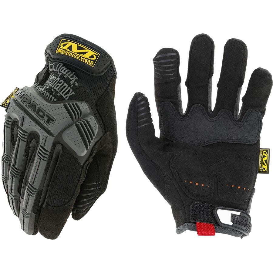 MECHANIX WEAR M-Pact X-Large Male Synthetic Leather Leather Palm High Performance Gloves