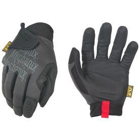 Charmant MECHANIX WEAR Menu0027s X Large Black Rubber Garden Gloves