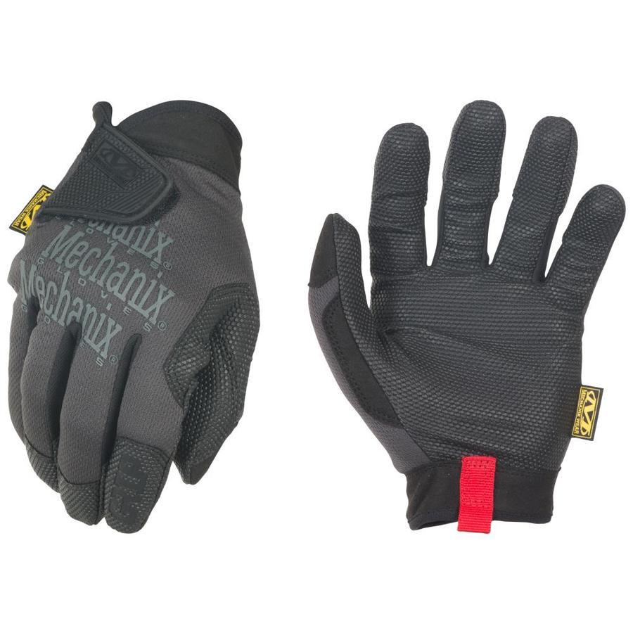 Lowes Work Gloves >> Shop Mechanix Wear Specialty Grip Large Men S Rubber Work