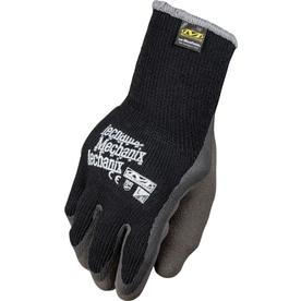 MECHANIX WEAR Large Male Black Polyester Insulated Winter Gloves