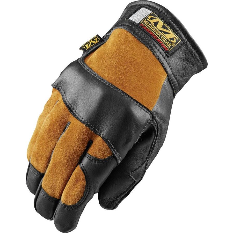 Leather work gloves lowes - Mechanix Wear Xx Large Men S Leather Palm Work Gloves