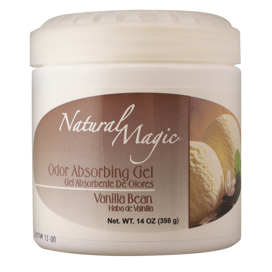 natural magic odor absorber gel vanilla