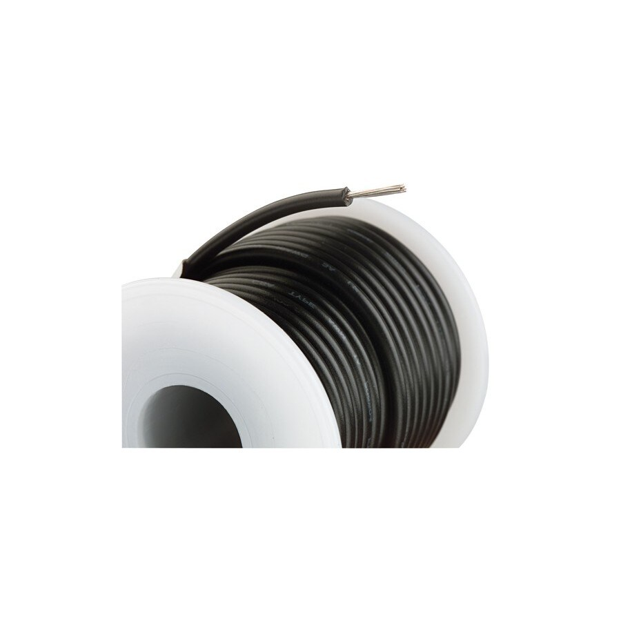 IDEAL 35-ft 16 AWG Black Primary Wire