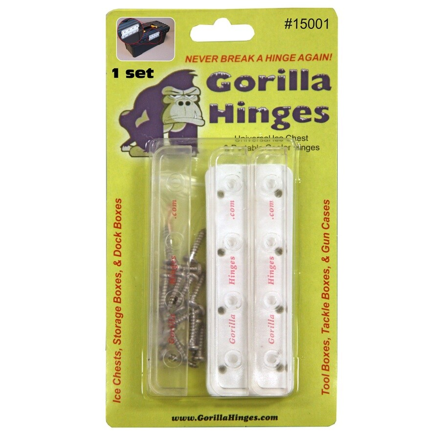 Gorilla Hinge Replacement Tool Box/Cooler Hinges