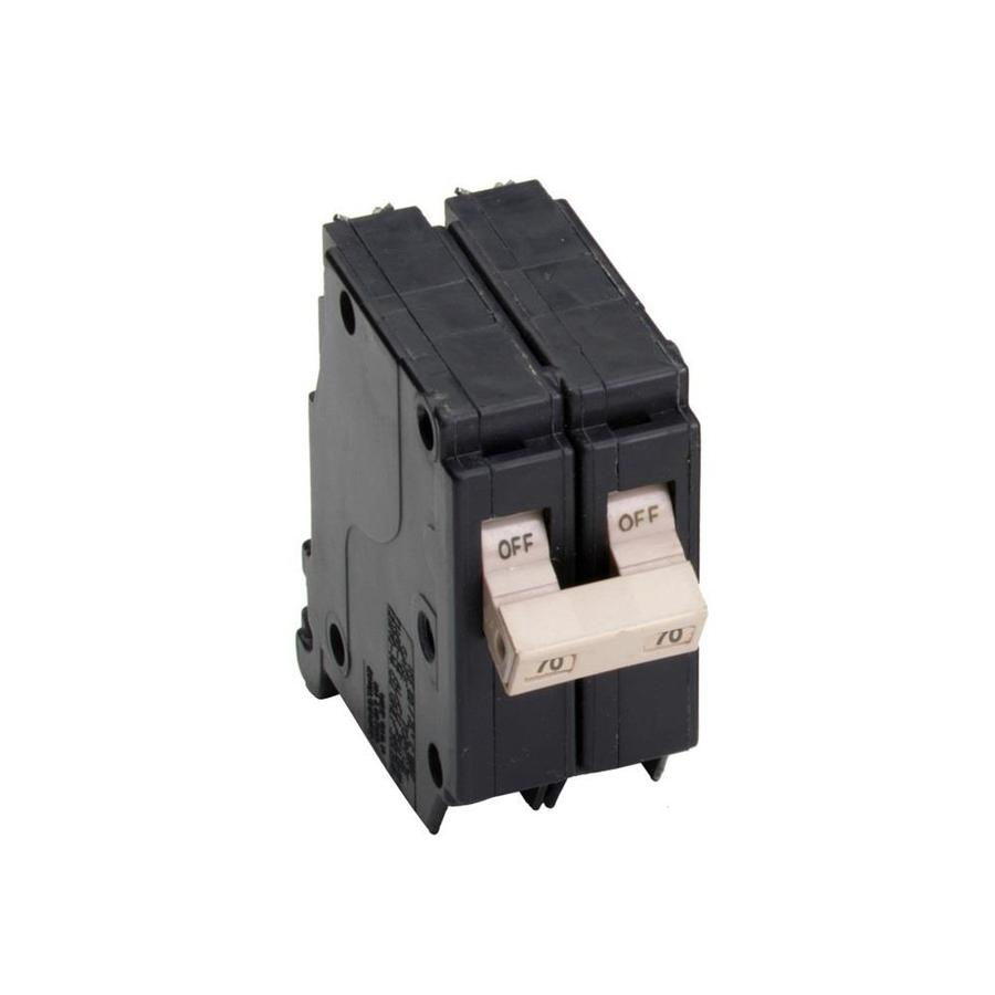Eaton Type Ch 70-Amp 2-Pole Circuit Breaker
