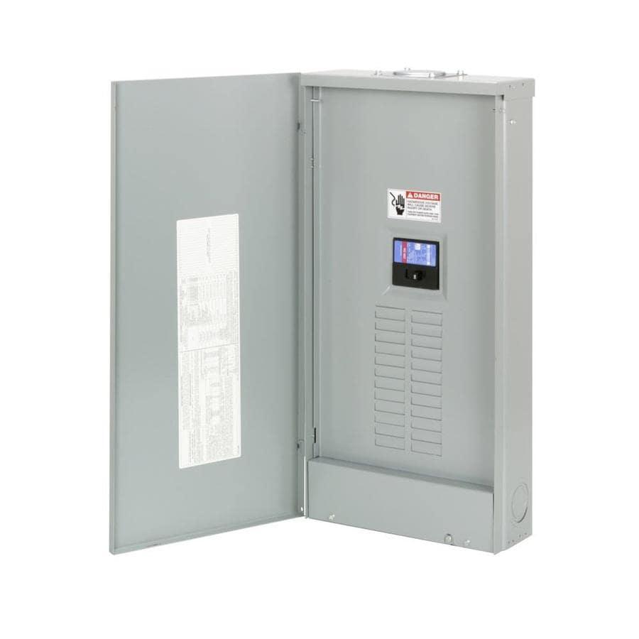 Eaton Type CH 16-Circuit 8-Space 200-Amp Main Breaker Load Center