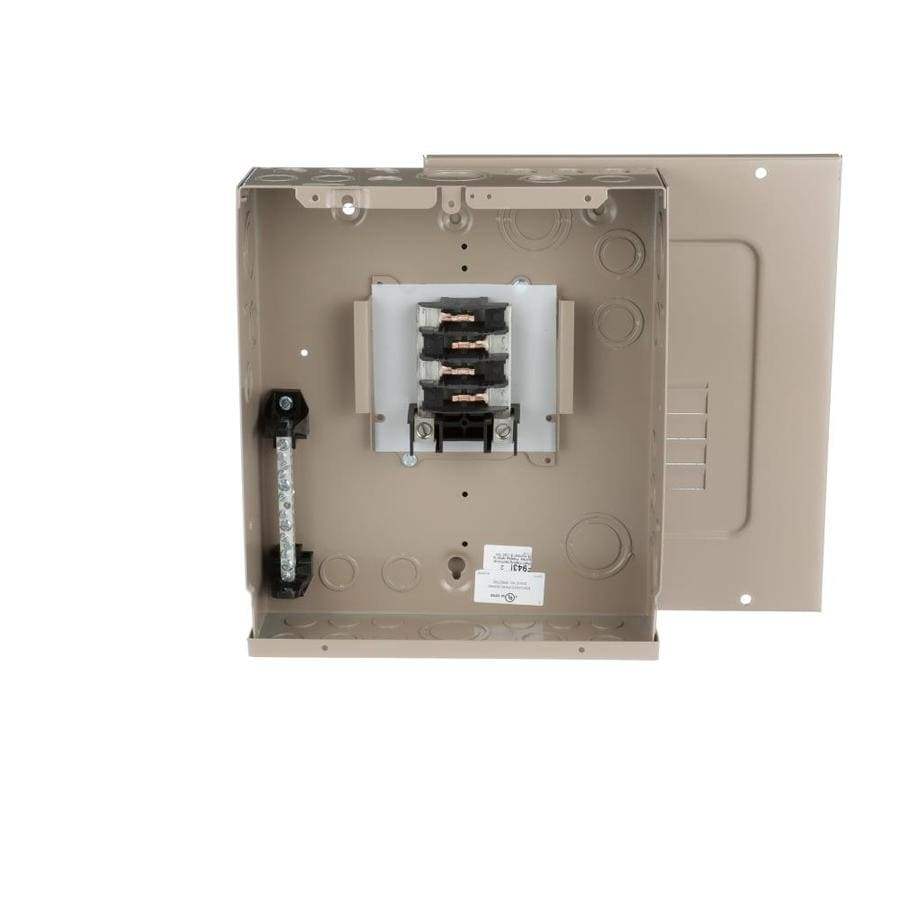 Eaton Type CH 16-Circuit 8-Space 125-Amp Main Lug Load Center