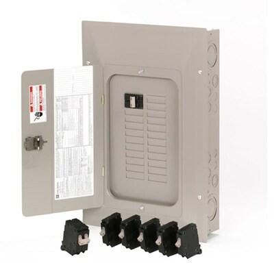 Eaton Type CH 44-Circuit 100-Amp Main Breaker Load Center