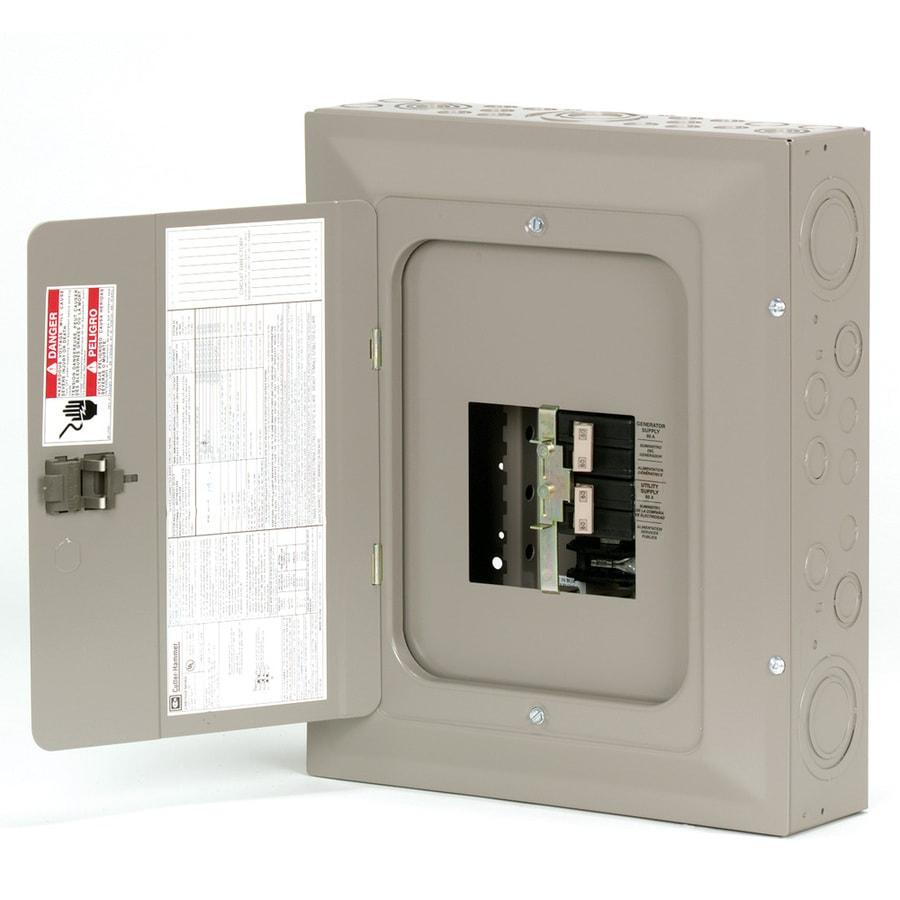 Eaton 16-Circuit 8-Space 60 Amp Main Breaker Load Center