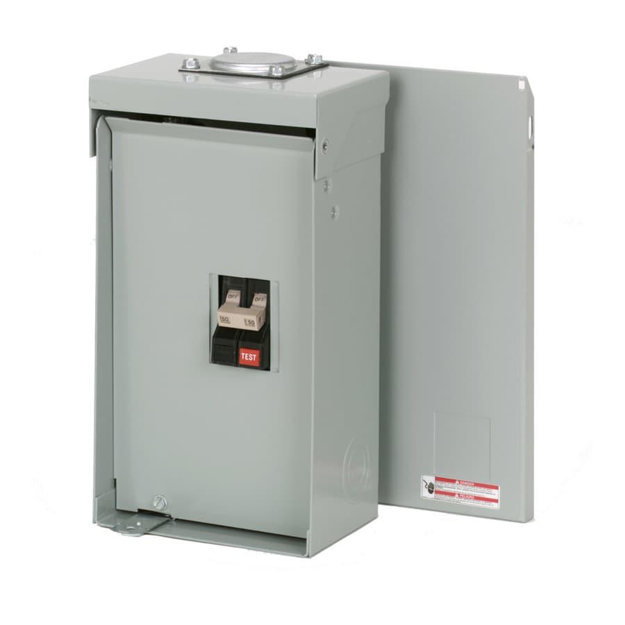 Eaton 60-Amp Non-Fusible Metallic Spa