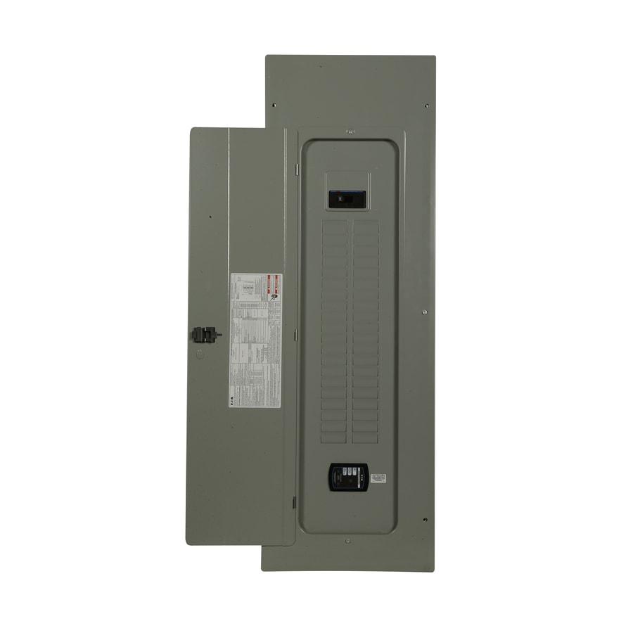 Eaton 40-Circuit 40-Space 200-Amp Main Breaker Load Center