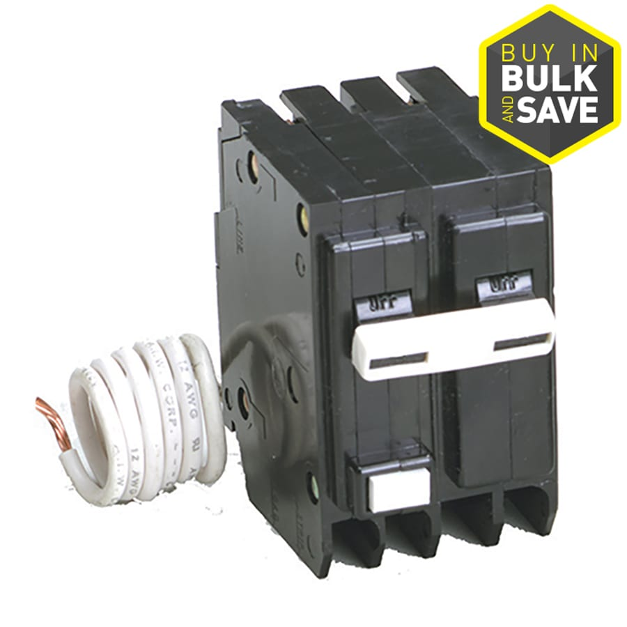 Eaton Type BR 30-Amp 2-Pole Ground Fault Circuit Breaker