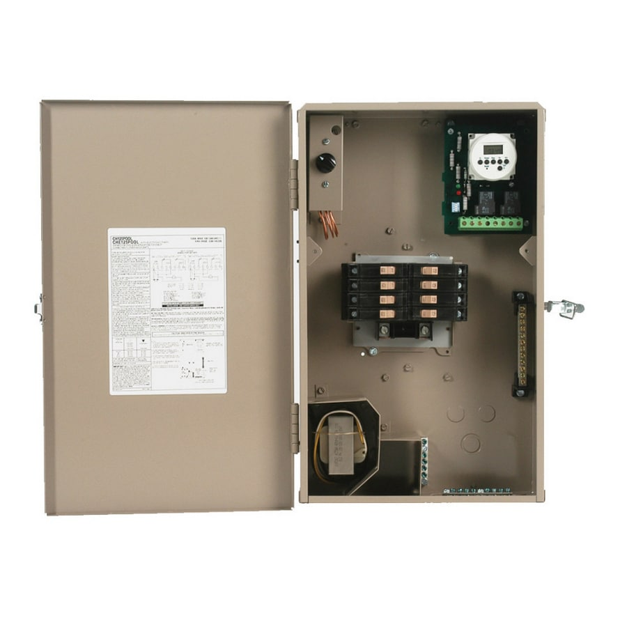 Eaton 8-Circuit 8-Space 125-Amp Main Lug Load Center