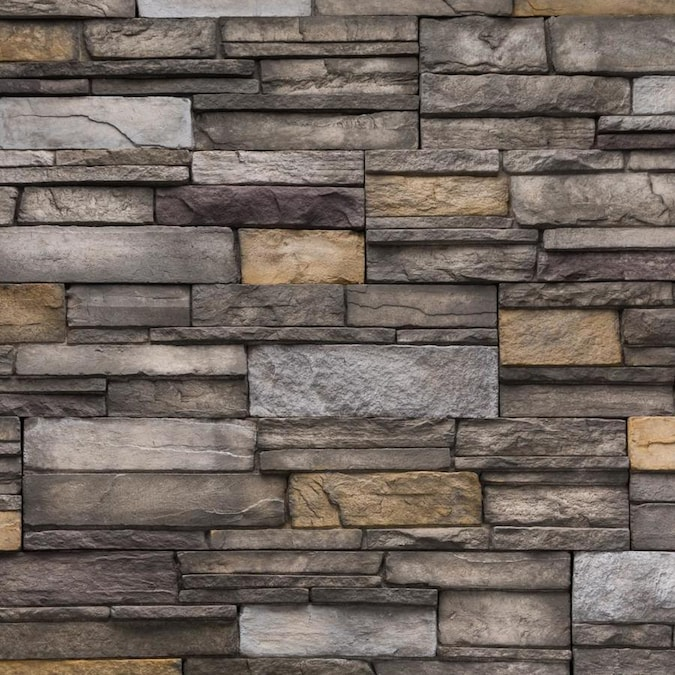 Versetta Stone Ledgestone 4 Sq Ft Sterling Manufactured Stone Veneer In The Stone Veneer