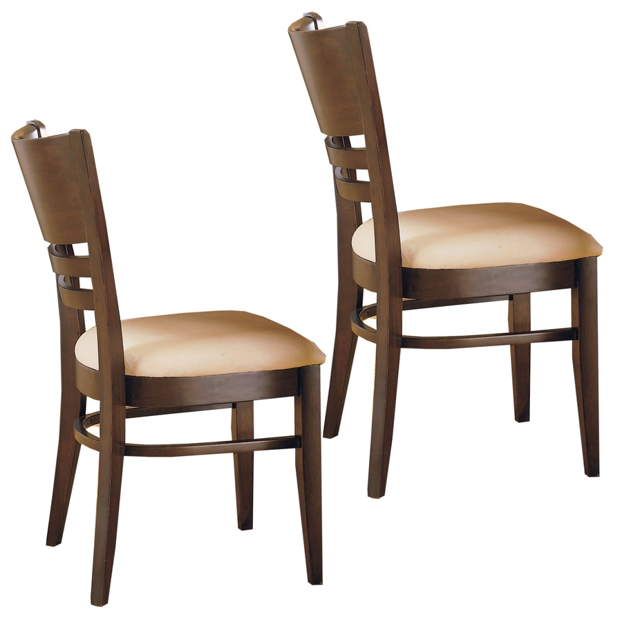 Home Sonata Contemporary Ivory Side Chair
