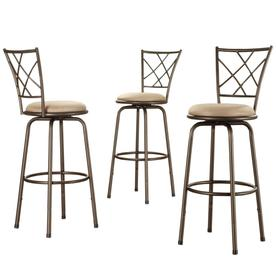 Adjustable Height Bar Stools At Lowes Com