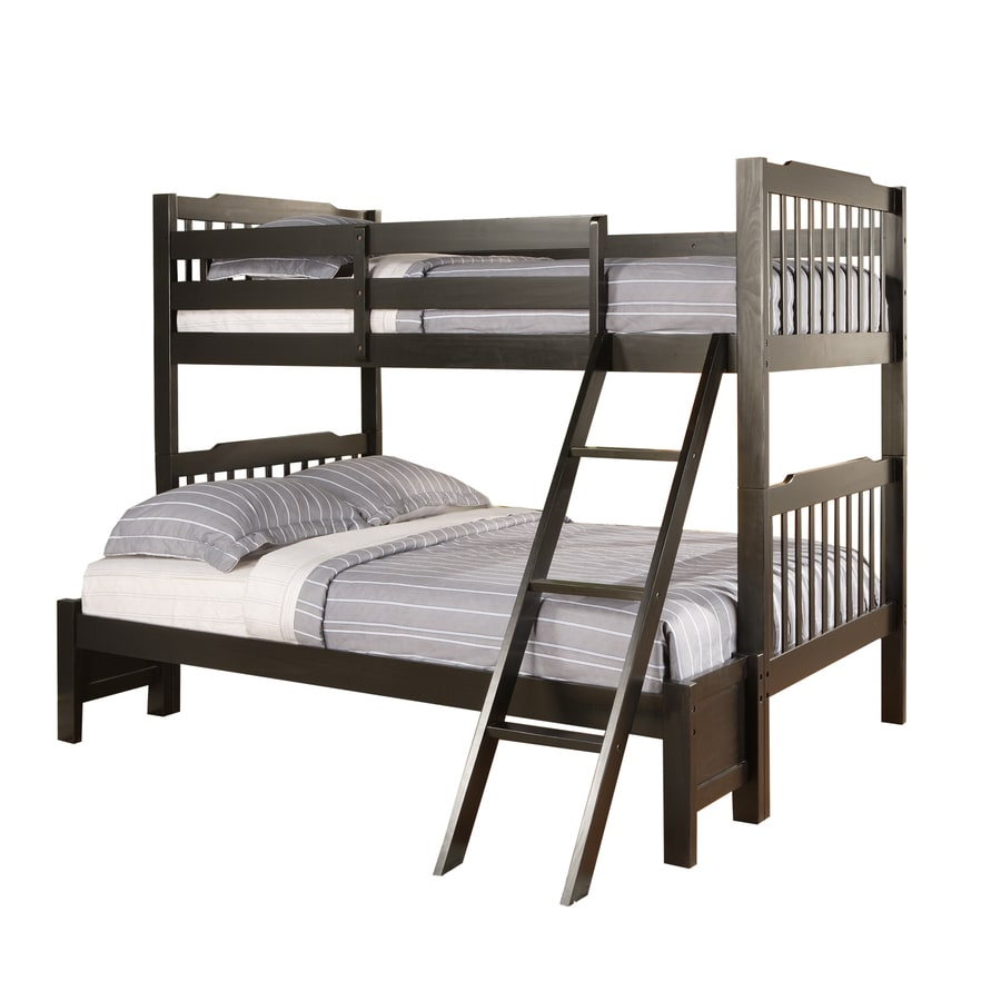 Home Sonata Black Twin Bedframe