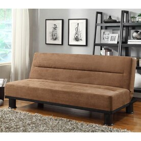 Brown Futons Sofa Beds At Lowes Com
