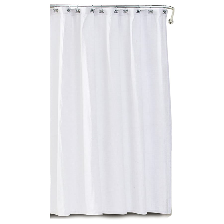 metro luxe bath shower curtains curtain menzilperde net metro luxe cotton white shower curtain at lowes com