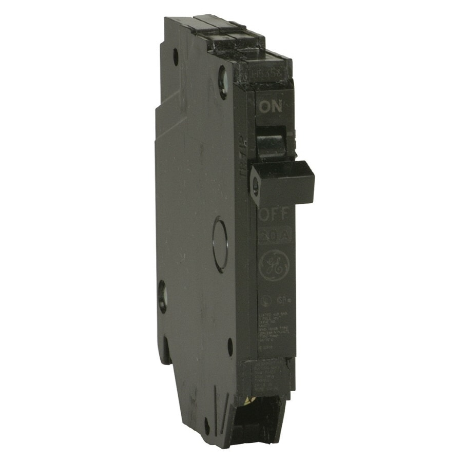 GE Q-Line THQP 15-Amp 1-Pole Single-Pole Circuit Breaker