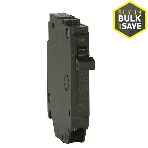 General Electric THQP115 Circuit Breaker 1-Pole 15-Amp Thin Series