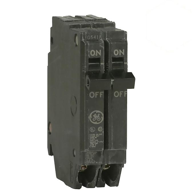 GE THQP TQP 20 amp 2 pole brea