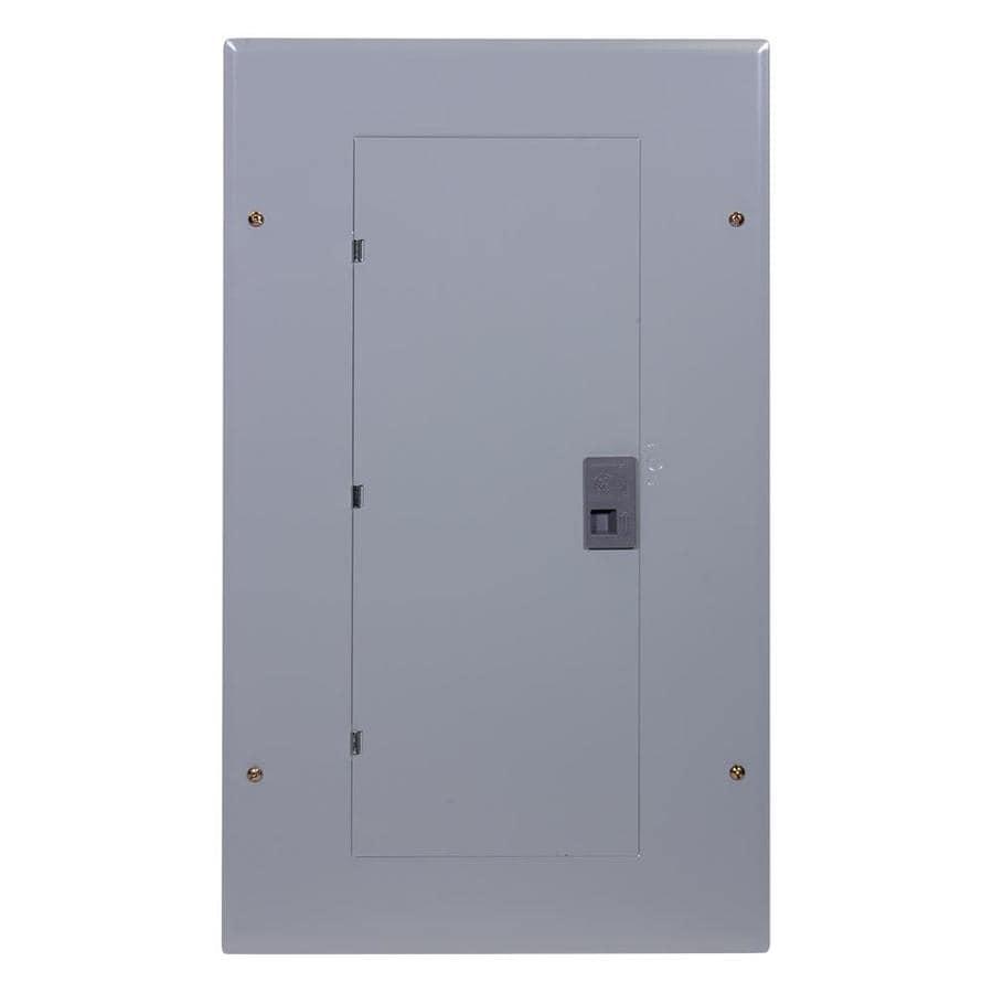 GE 32-Circuit 16-Space 200-Amp Main Lug Load Center
