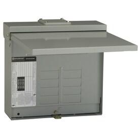 GE PowerMark Gold 125-Amp 6-Spaces 12-Circuit Convertible Main Lug Load Center