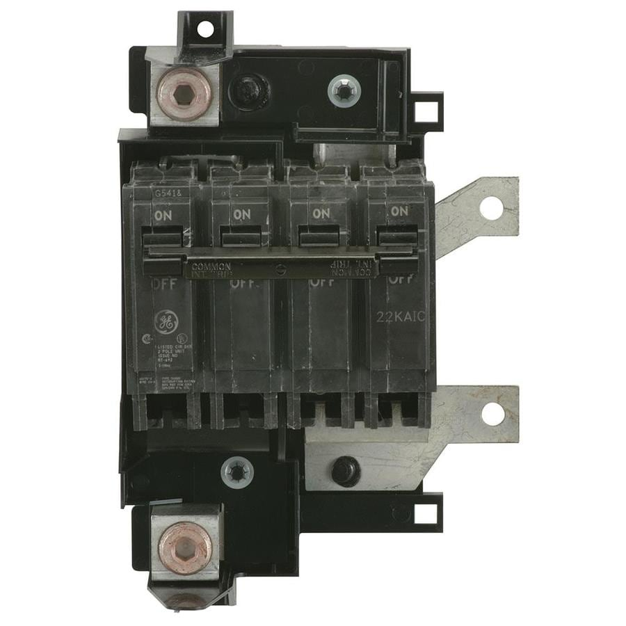 GE Load Center Main Breaker Kit