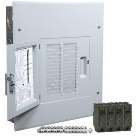 GE PowerMark Gold 24-Circuit 125-Amp Main Lug Load Center (Value Pack)