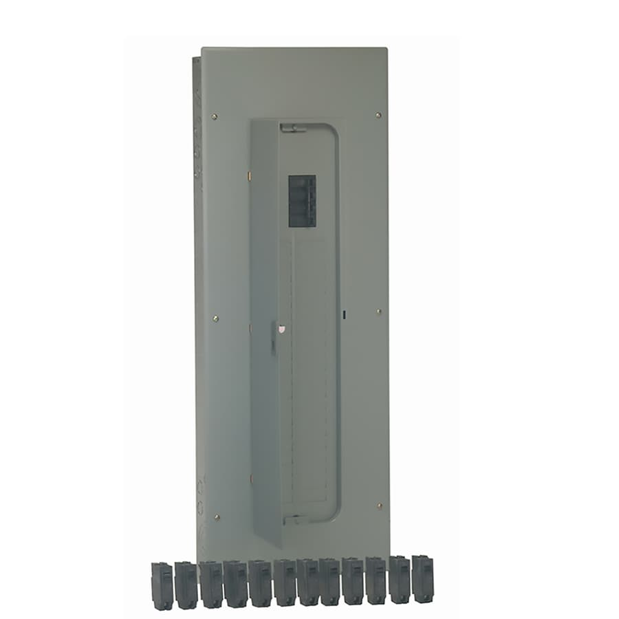 GE 40-Circuit 40-Space 200-Amp Main Breaker Load Center