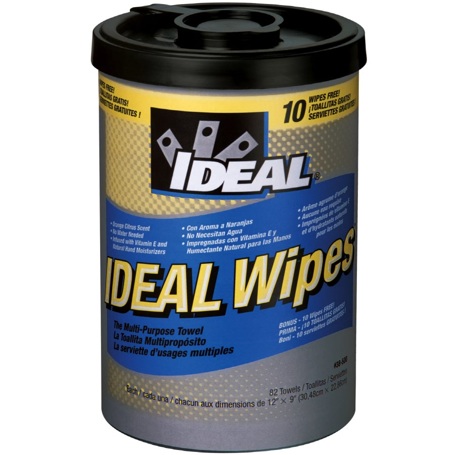 IDEAL Hand Wipes