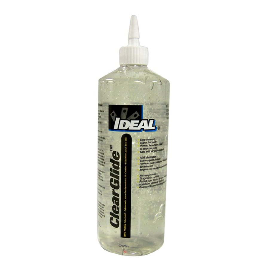 Shop IDEAL 32 oz Clear Wire Pulling Lubricant at Lowes.com