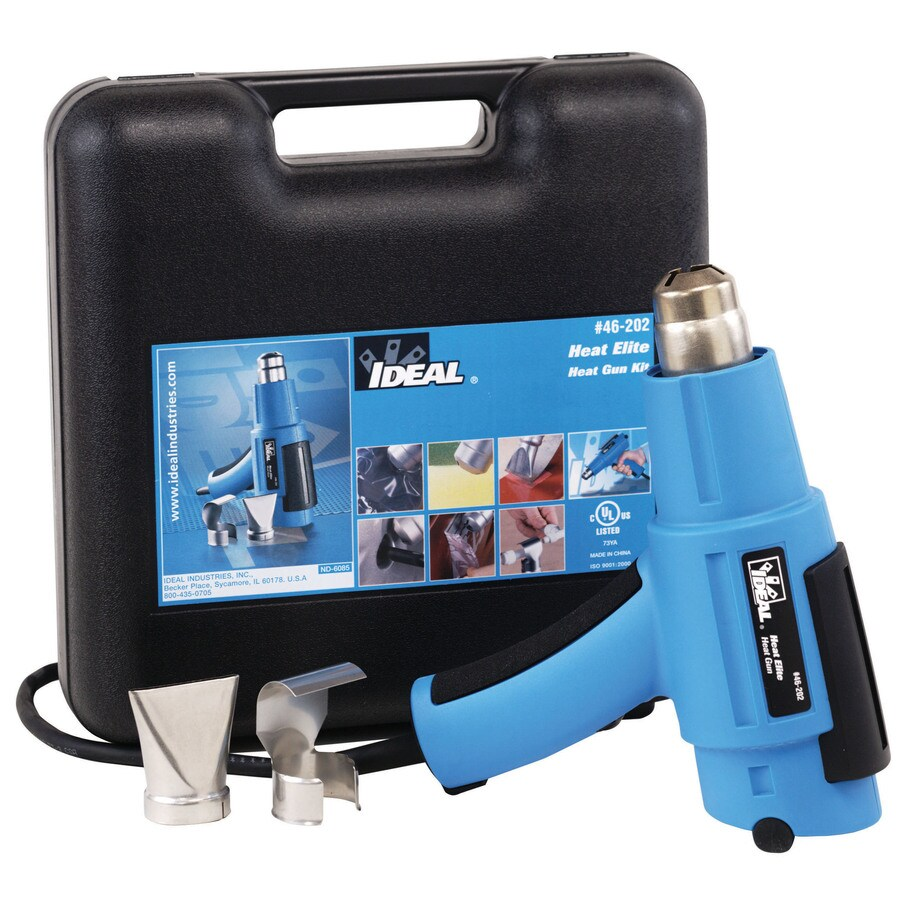 IDEAL ID Heat Elite Heat Gun Kit