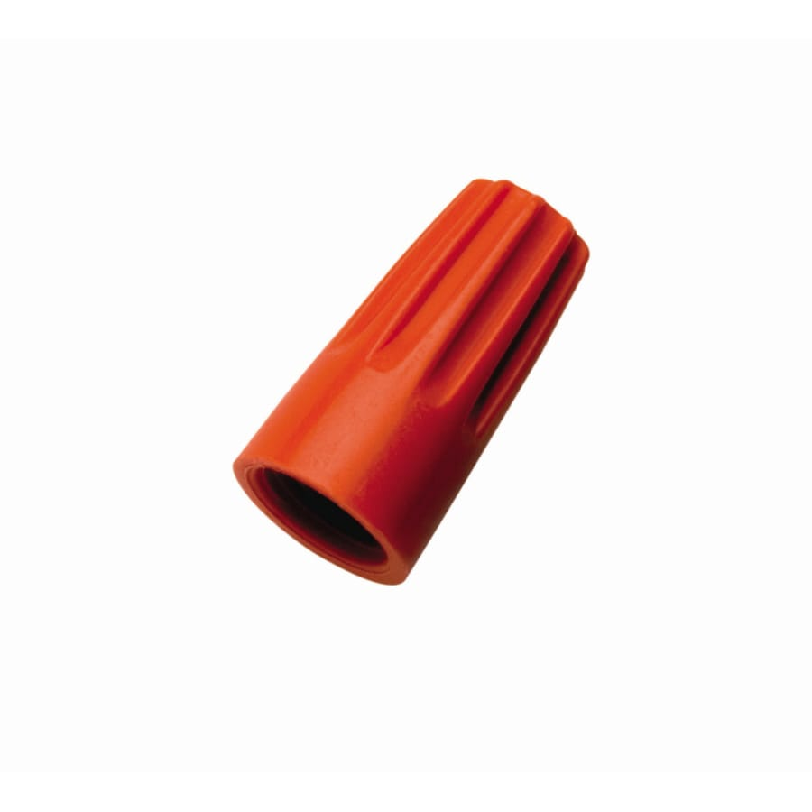 IDEAL 100-Pack Plastic Standard Wire Connectors