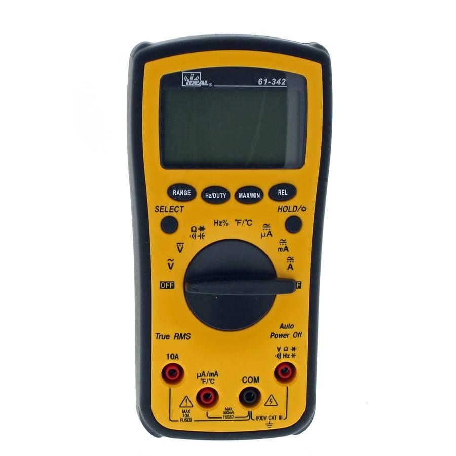 IDEAL Digital Ac Voltage Multimeter