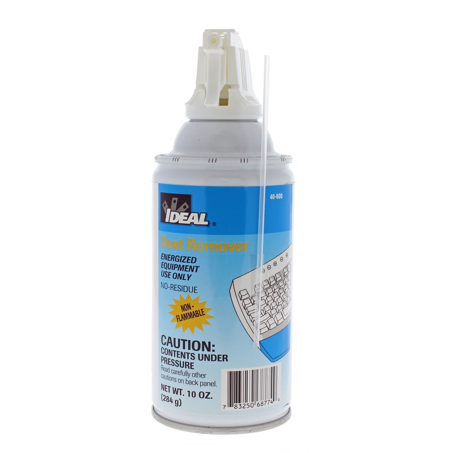 IDEAL 10-oz Compressed Air Cleaning Dust and Lint Remover
